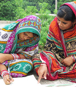 Challenge: No customisation of products/services to suit woman entrepreneur needs